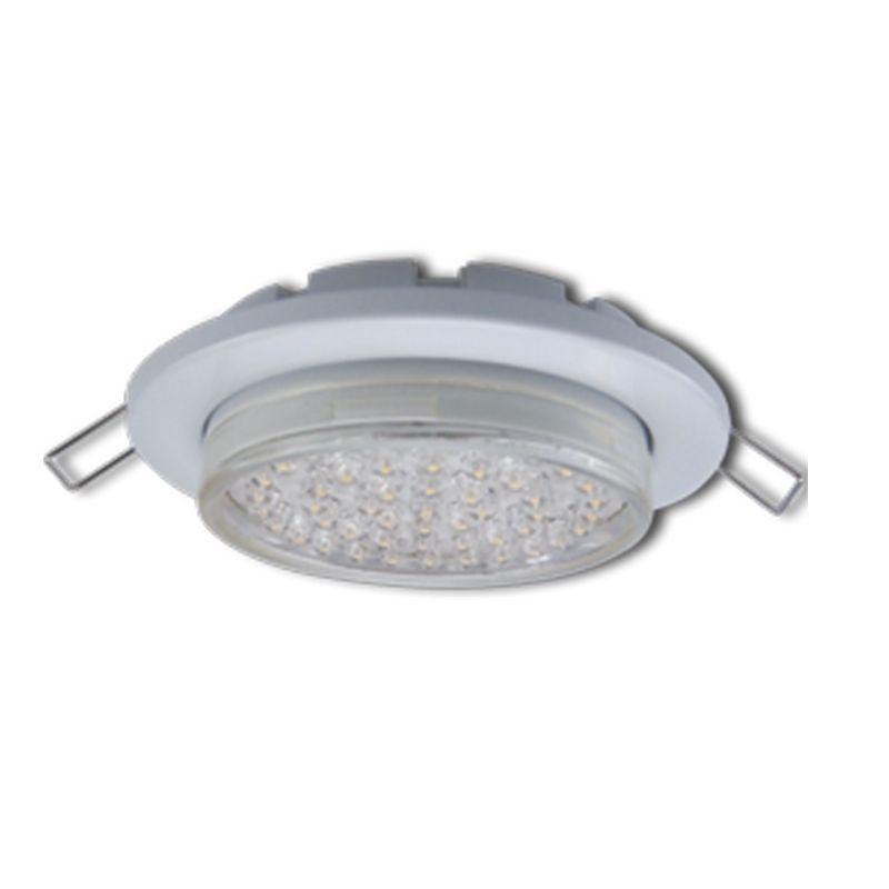 Встраиваемый светильник Ecola TW5325ECB