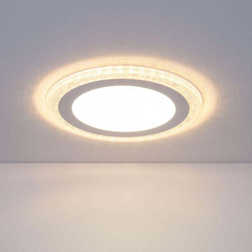 Встраиваемый светильник Elektrostandard a038374