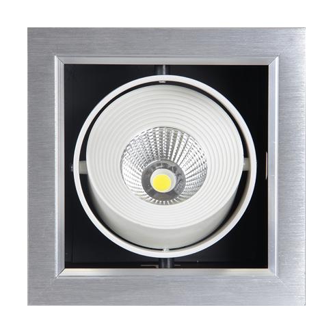 Встраиваемый светильник Jazzway PSP-S CARDAN 1x9W