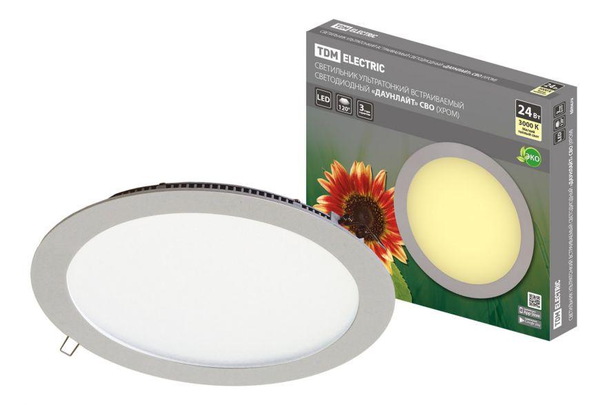 Встраиваемый светильник TDM SQ0329-0103