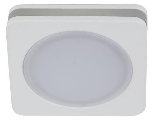 Встраиваемый светильник ЭРА KL13-7 WH