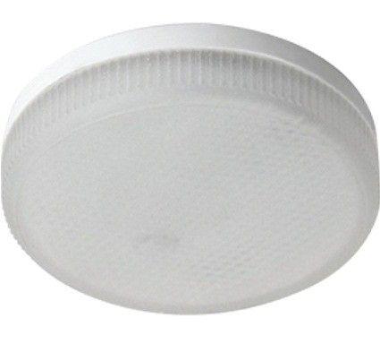Светодиодная лампа Ecola GX53 св/д 8W 4200K 4K 27x75 матов. Light T5MV80ELC