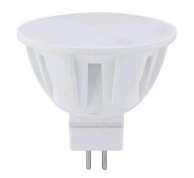 Светодиодная лампа Ecola MR16 GU5.3 220V 4W 4200K 4K 49x50 матов. Light M7MV40ELC