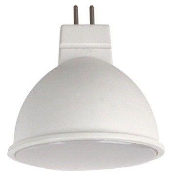 Светодиодная лампа Ecola MR16 GU5.3 220V 5W 4200K 4K 49x50 матов. Light M7MV50ELC