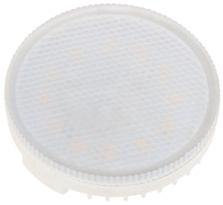 Светодиодная лампа Jazzway GX53 диммир. 8W(640lm) 3000K 2K 28x75 .5014107