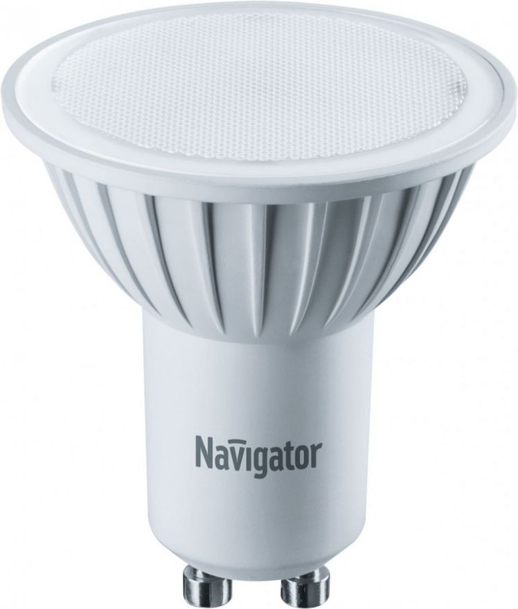 Светодиодная лампа Navigator GU10 3W(220lm) 3000K 2K 50x50 NLL-PAR16-3-230-3K-GU10 (10!) 94256