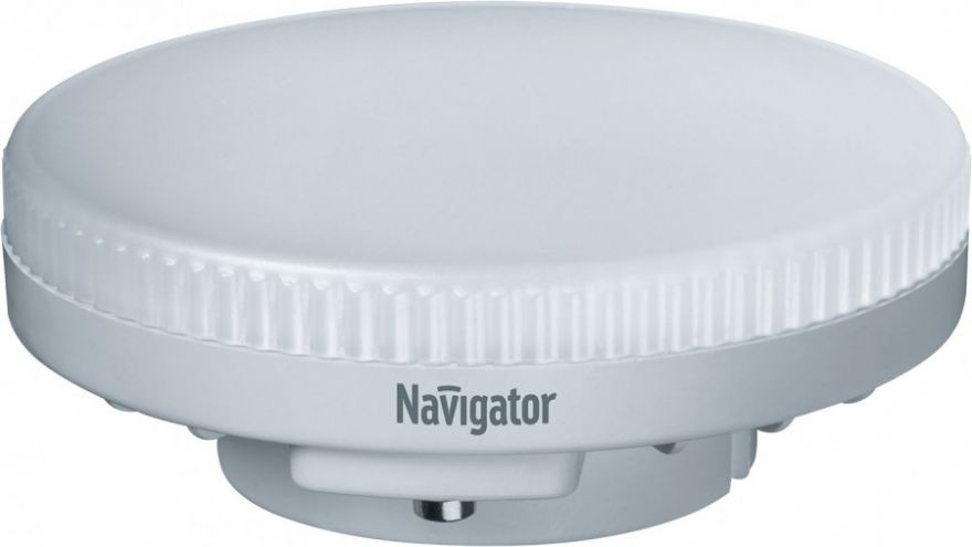 Светодиодная лампа Navigator GX53 10W(750lm) 2700K 2K матов. 74х28 NLL-GX53-10-230-2.7K  61016