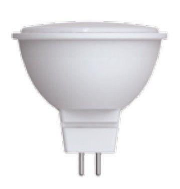 Светодиодная лампа Volpe NORMA MR16 GU5.3 220V 7W(600lm) 4000K 4K матовая 50x46 LED-JCDR-7W/NW/GU5.3/NR