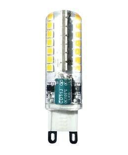 Светодиодная лампа Ecola G9 5W 2800K 2K 320° 58x16 Premium G9QW50ELC