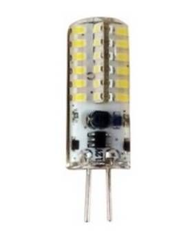 Светодиодная лампа LEEK G4 12V 2W(100lm) 3000K 2K 34x9 LE010503-0007 силикон