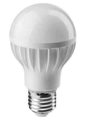 Светодиодная лампа ОНЛАЙТ ЛОН A60 E27 7W(610Lm) 4000K 4K 113x60 ОLL-A60-7-230-4K-E27 71648