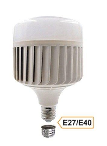 Светодиодная лампа Ecola высокомощн. E27/E40 150W 4000K 4K 260x180 Premium HPV150ELC
