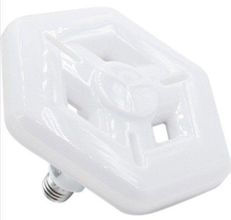 Светодиодная лампа Ecola Руль 6 граней E27 48W 6000K 6K 244x217x106 HP6D48ELC