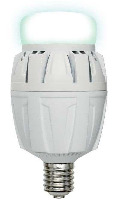 Светодиодная лампа Uniel высокомощн. E40 150W 4200K 4K матовая алюм. LED-M88-150W/NW/E40/FR