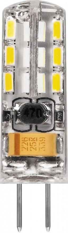 Светодиодная лампа Лампа светодиодная, (2W) 12V G4 6400K, LB-420 25859