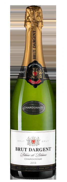 Brut Dargent Blanc de Blancs Chardonnay, 0.75 л., 2016 г.