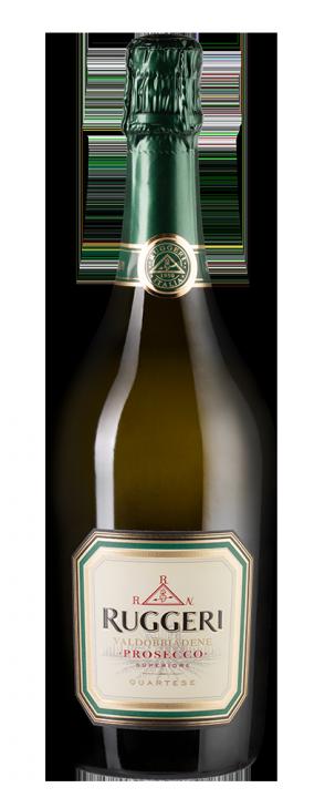 Prosecco Superiore Valdobbiadene Quartese Brut, 0.75 л.