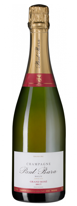 Grand Rose Brut Grand Cru Bouzy, 0.75 л.