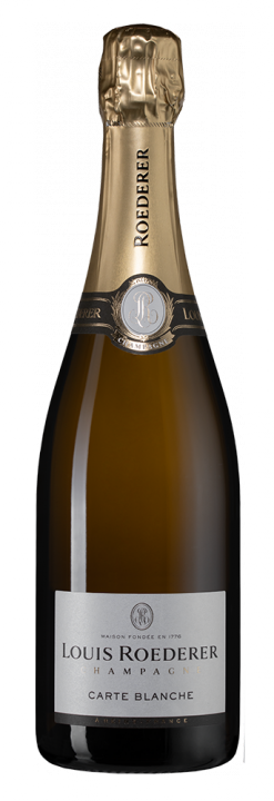 Louis Roederer Carte Blanche, 0.75 л.