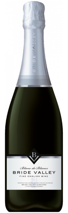 Bride Valley Blanc de Blancs Brut, 0.75 л., 2014 г.