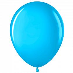 """Шар (5""""/ 13 см), голубой, пастель, 100 шт"""