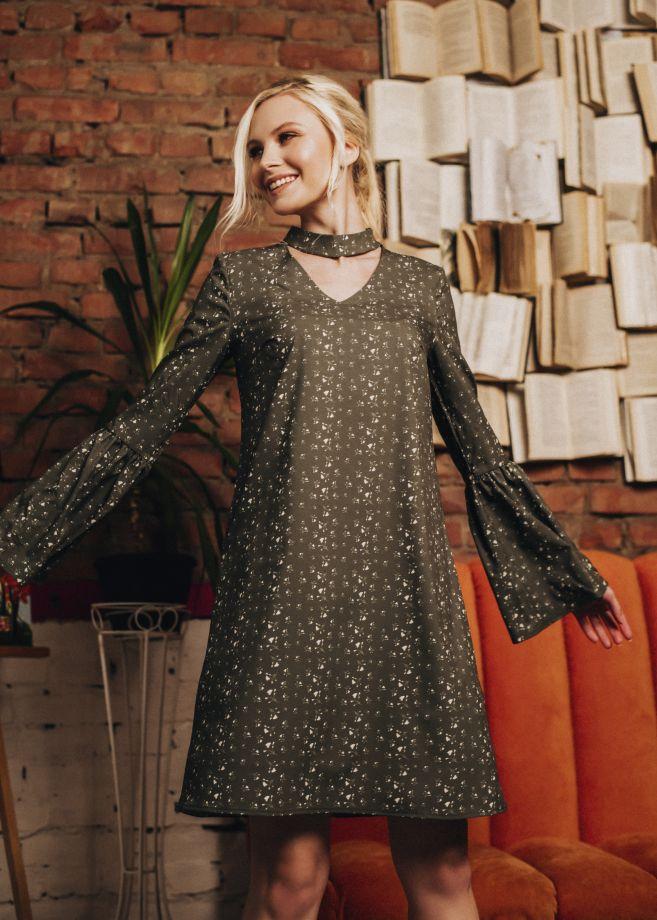 1098. Платье