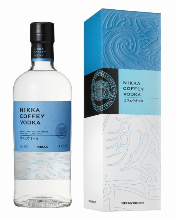 Nikka Coffey Vodka in giftbox, 0.7 л.