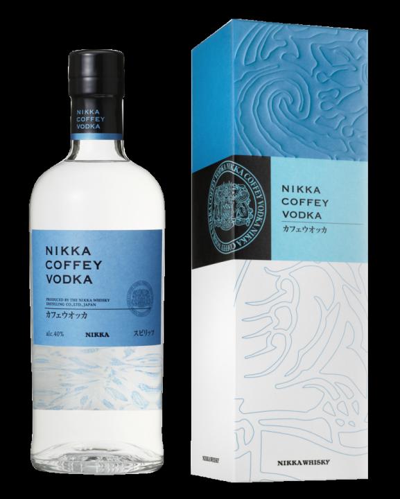 Nikka Coffey Vodka in giftbox, 0.7 л.