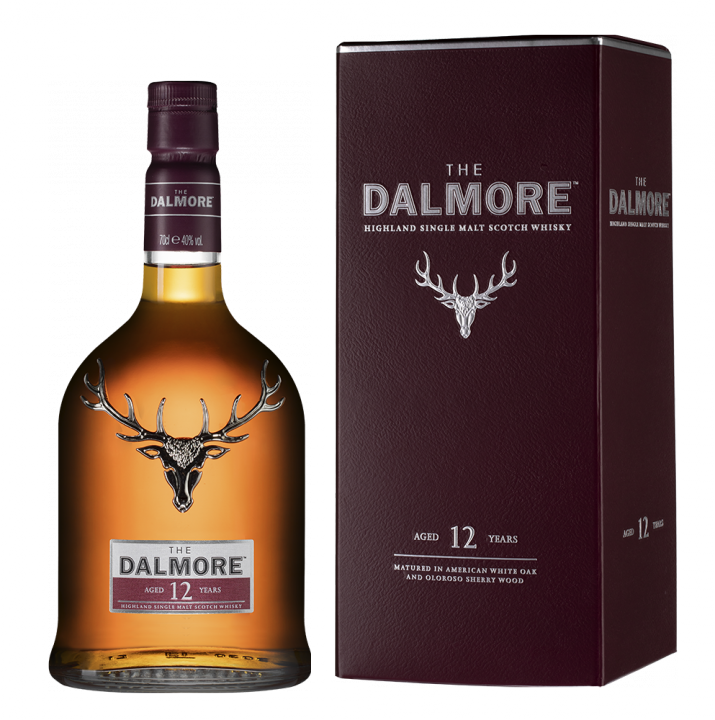The Dalmore Aged 12 Years, 0.7 л.