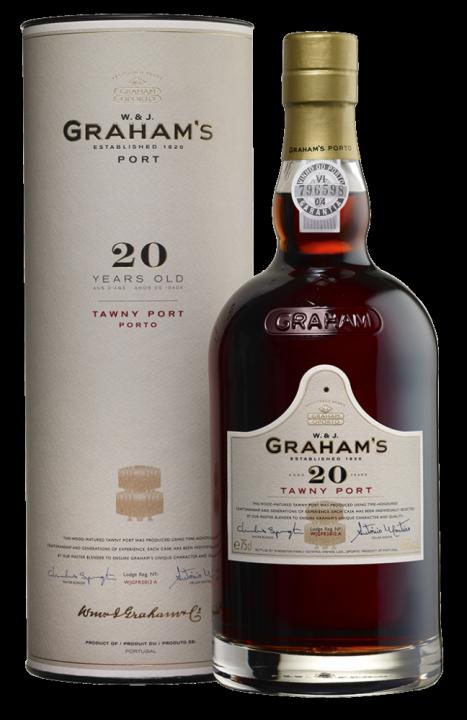 Graham's 20 Year Old Tawny Port, 0.75 л.