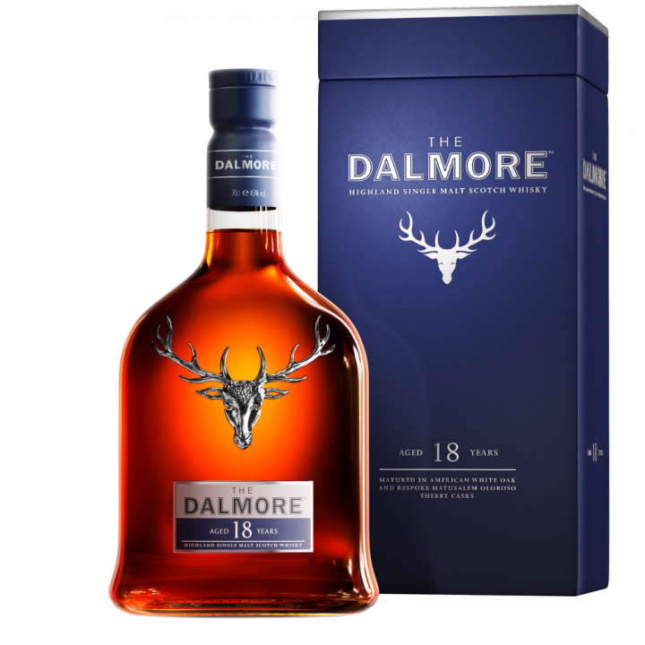 The Dalmore Aged 18 Years, 0.7 л.