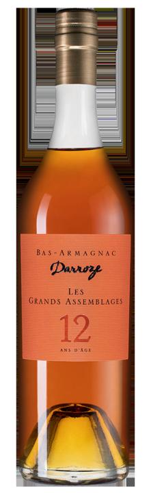 Bas-Armagnac Darroze Les Grands Assemblages 12 Ans d'Age, 0.7 л.