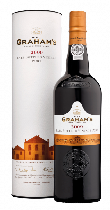 Graham's Late Bottled Vintage Port, 0.75 л., 2013 г.