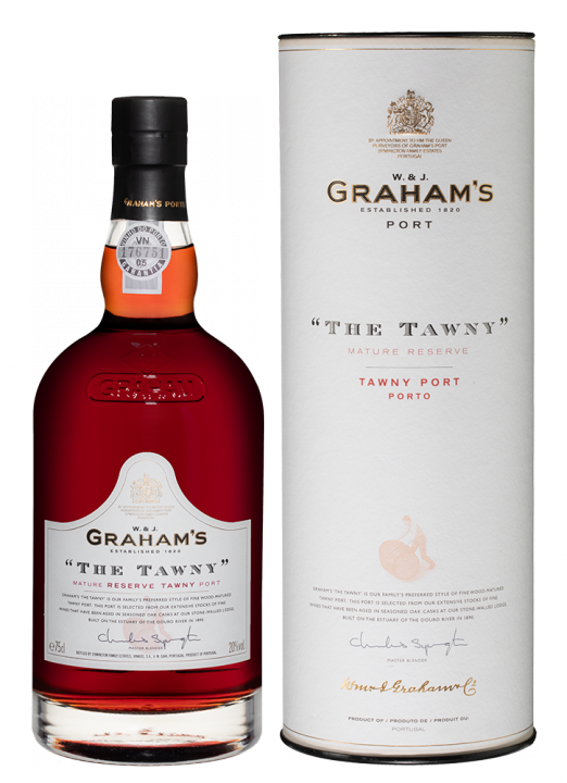 Graham's The Tawny Port, 0.75 л.