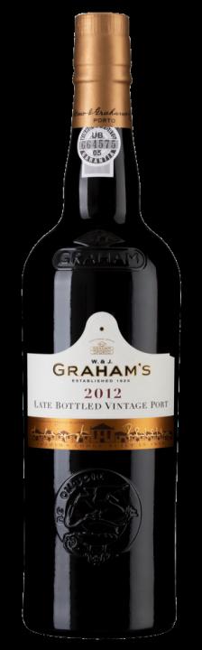 Graham's Late Bottled Vintage Port, 0.75 л., 2013 г.