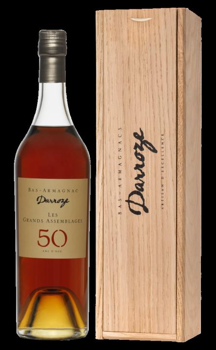Bas-Armagnac Darroze Les Grands Assemblages 50 Ans d'Age, 0.7 л.