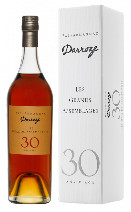 Bas-Armagnac Darroze Les Grands Assemblages 30 Ans d'Age, 0.7 л.