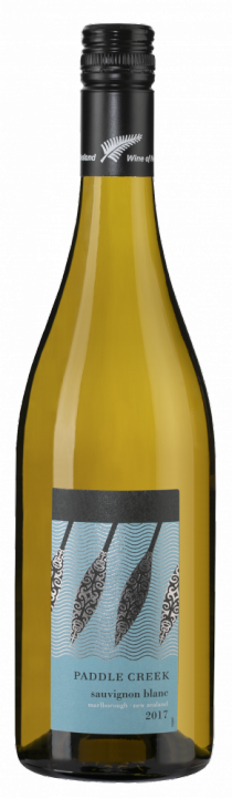 Paddle Creek Sauvignon Blanc, 0.75 л., 2018 г.