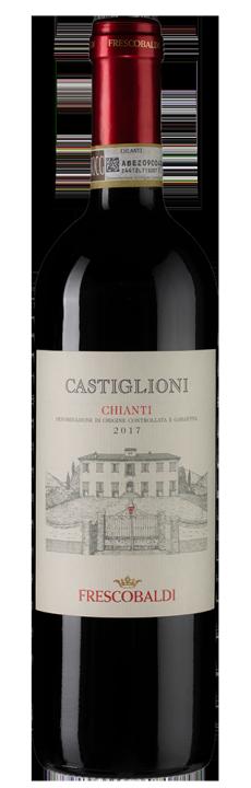 Chianti Castiglioni, 0.75 л., 2017 г.