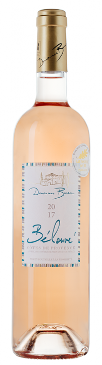 Belouve Rose, 0.75 л., 2017 г.