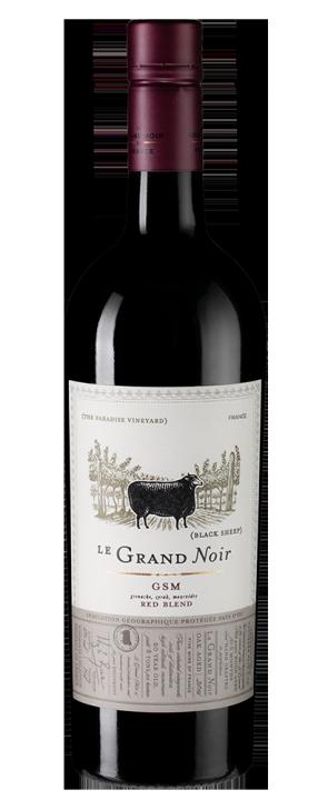 Le Grand Noir Grenache-Syrah-Mourvedre, 0.75 л., 2016 г.