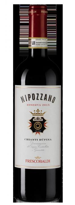 Nipozzano Chianti Rufina Riserva, 0.75 л., 2015 г.