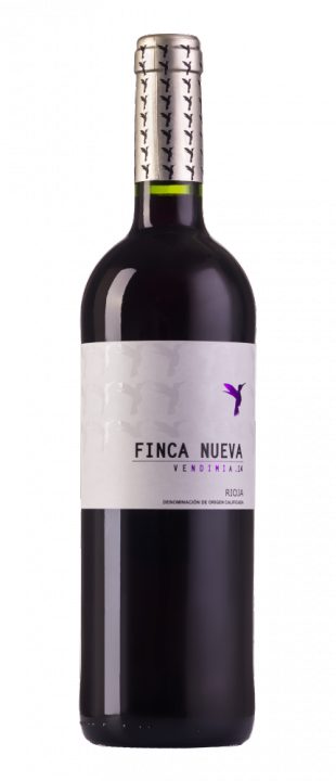 Finca Nueva Vendimia (Rioja), 0.75 л., 2017 г.