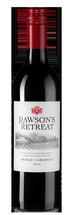 Rawson's Retreat Shiraz Cabernet, 0.75 л., 2016 г.