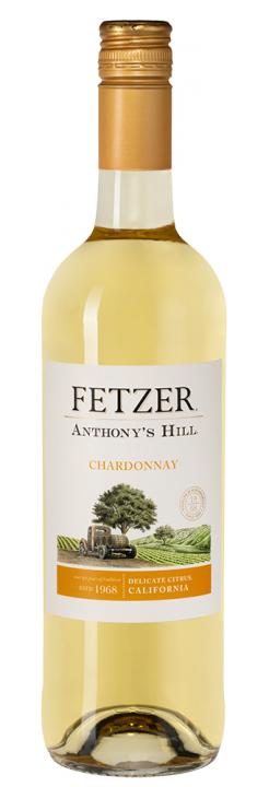 Anthony's Hill Chardonnay, 0.75 л.