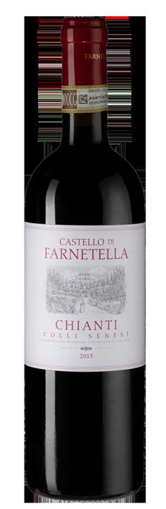 Chianti Colli Senesi, 0.75 л., 2015 г.