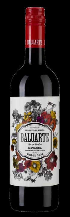 Baluarte Roble, 0.75 л., 2016 г.
