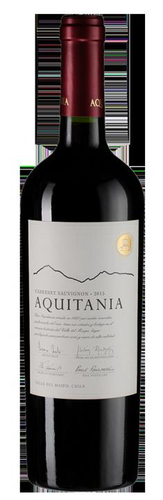 Aquitania Reserva, 0.75 л., 2015 г.