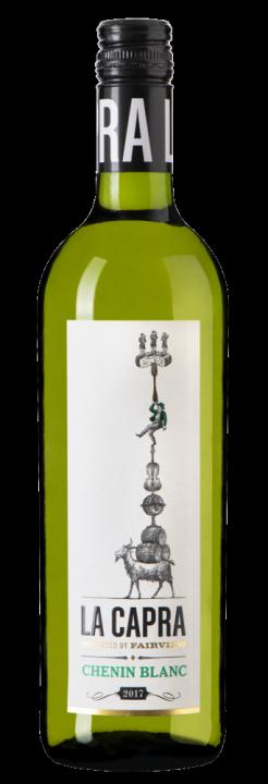 La Capra Chenin Blanc, 0.75 л., 2017 г.