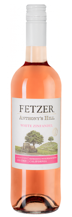 Anthony's Hill White Zinfandel, 0.75 л.